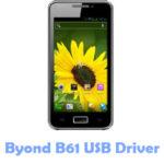 Download Byond B61 USB Driver