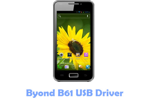 Download Byond B61 USB Driver