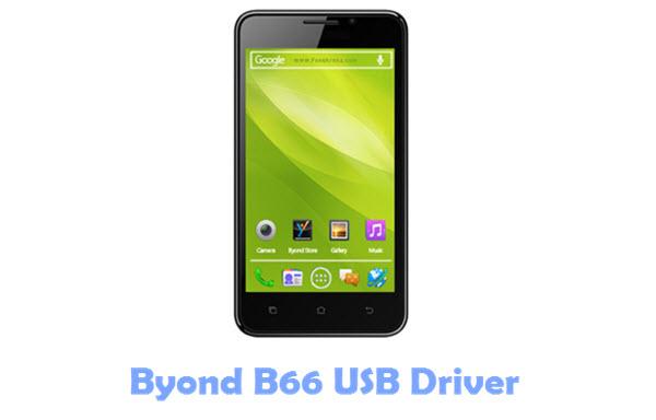 Download Byond B66 USB Driver