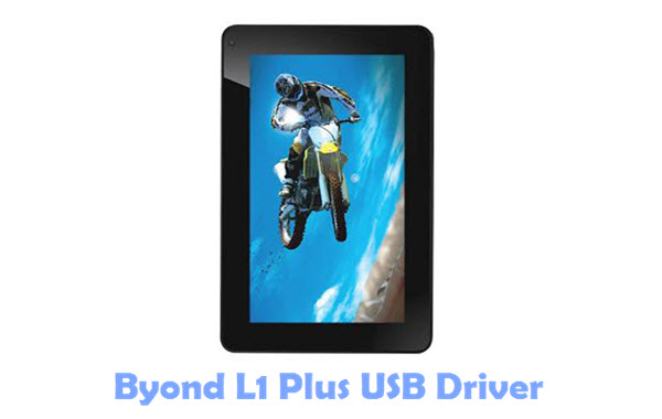 Download Byond L1 Plus USB Driver