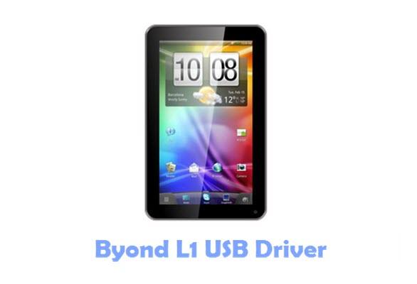 Download Byond L1 USB Driver