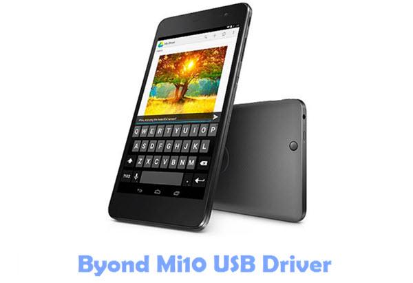 Download Byond Mi10 USB Driver