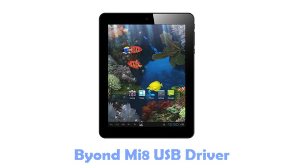 Download Byond Mi8 USB Driver