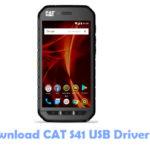 CAT S41 USB Driver