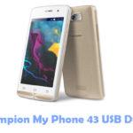 Download Champion My Phone 43 USB Driver