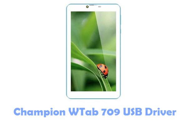 Download Champion WTab 709 USB Driver