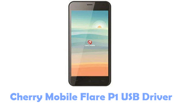 Download Cherry Mobile Flare J1 USB Driver