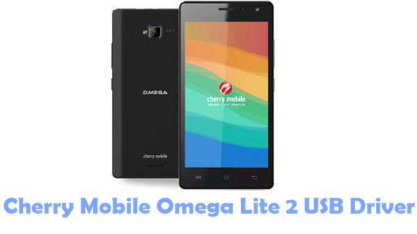 Cherry Mobile Omega Lite 2 USB Driver