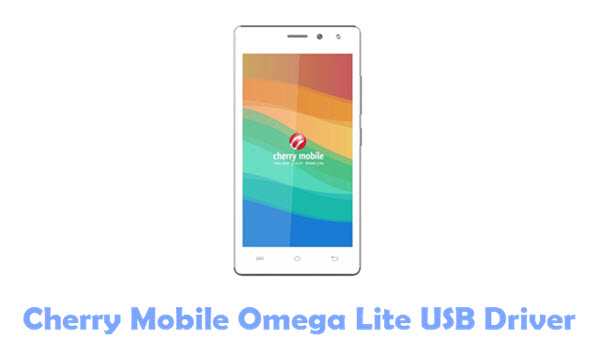 Cherry Mobile Omega Lite USB Driver