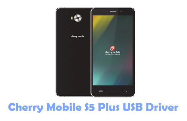 Cherry Mobile S5 Plus USB Driver