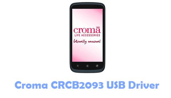 Croma CRCB2093 USB Driver