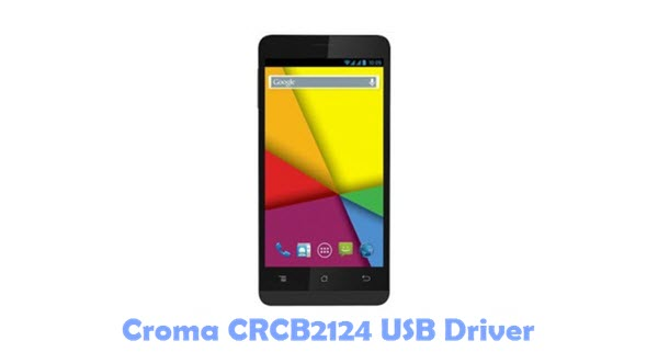 Croma CRCB2124 USB Driver