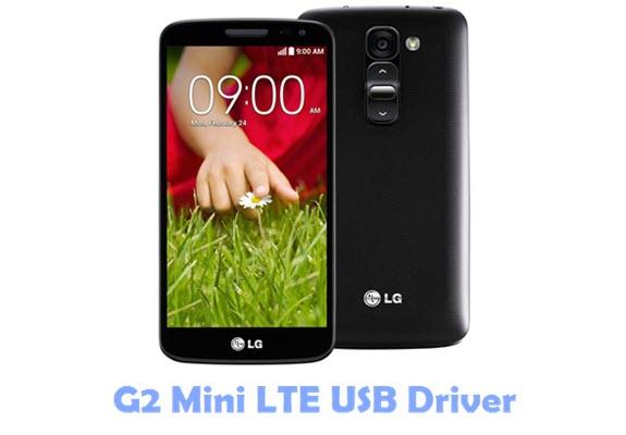 LG G2 Mini LTE USB Driver