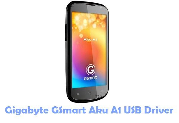 Gigabyte GSmart Aku A1 USB Driver