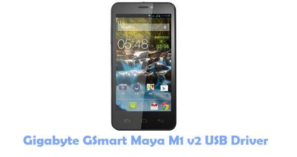 Gigabyte GSmart Maya M1 v2 USB Driver