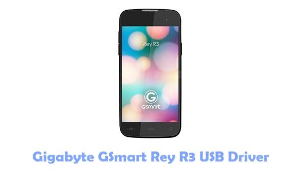 Gigabyte GSmart Rey R3 USB Driver