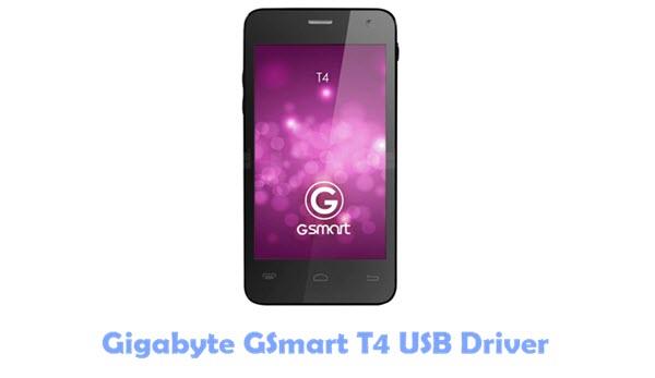 Gigabyte GSmart T4 USB Driver