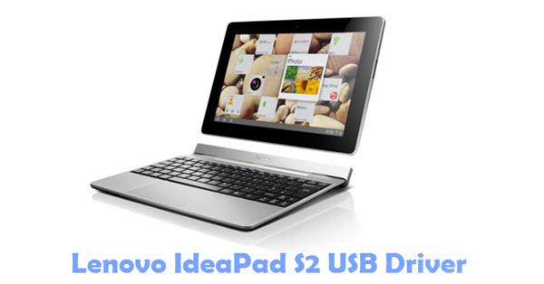 Download IdeaPad S2 USB Driver