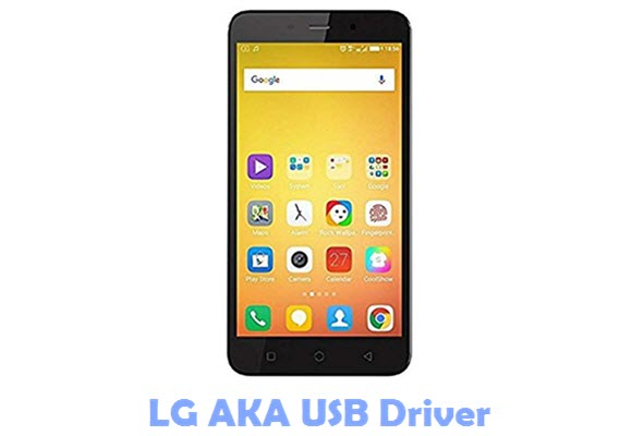 Download LG AKA USB Driver