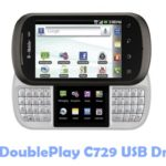 LG DoublePlay C729 USB Driver