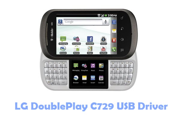 Download LG DoublePlay C729 USB Driver