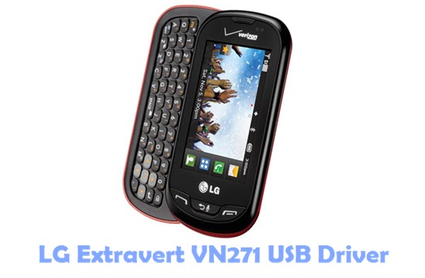 Download LG Extravert VN271 USB Driver