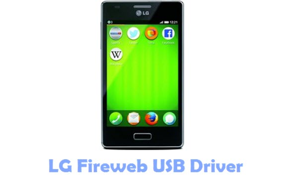 Download LG Fireweb USB Driver