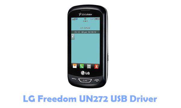 Download LG Freedom UN272 USB Driver