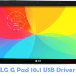 LG G Pad 10.1 USB Driver
