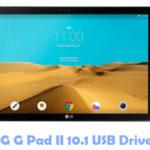 LG G Pad II 10.1 USB Driver