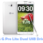 LG G Pro Lite Dual USB Driver