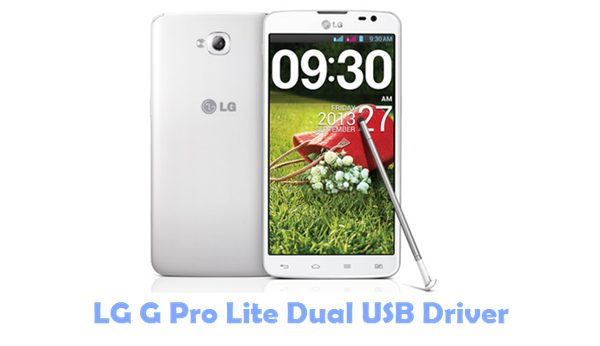 Download LG G Pro Lite Dual USB Driver