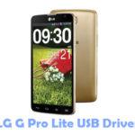 LG G Pro Lite USB Driver