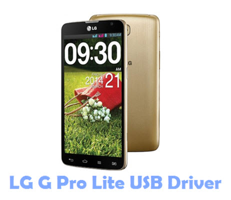 Download LG G Pro Lite USB Driver