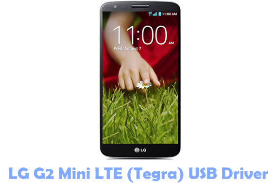 Download LG G2 Mini LTE (Tegra) USB Driver