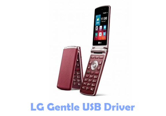 Download LG Gentle USB Driver