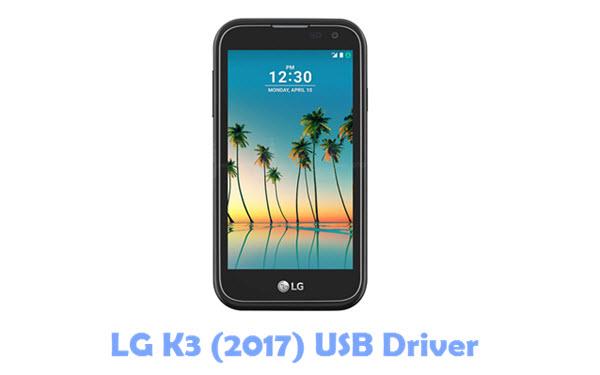 LG K3 (2017) USB Driver