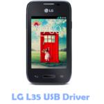 LG L35 USB Driver