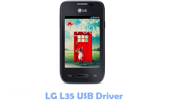 Download LG L35 USB Driver
