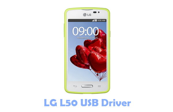 Download LG L50 USB Driver