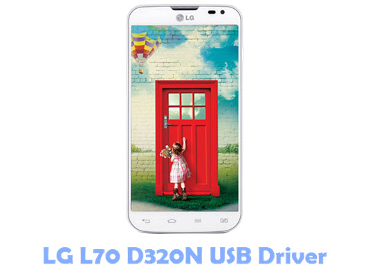 Download LG L70 D320N USB Driver