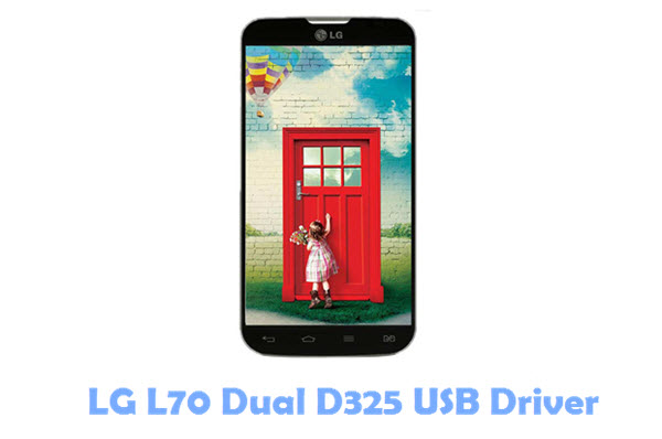 Download LG L70 Dual D325 USB Driver