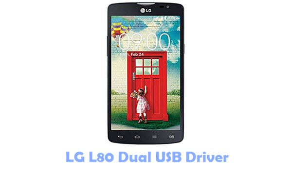 Download LG L80 Dual USB Driver | All USB Drivers