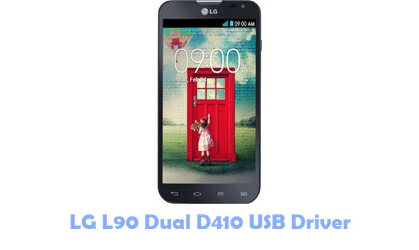 Download LG L90 Dual D410 USB Driver