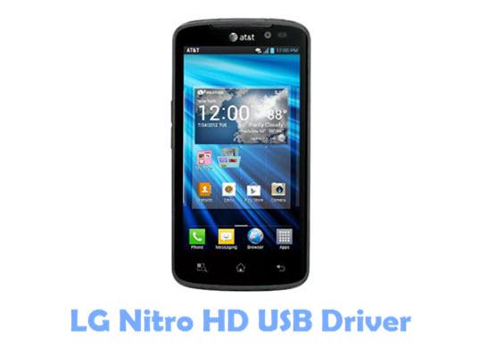Download LG Nitro HD USB Driver