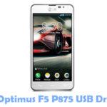 LG Optimus F5 P875 USB Driver