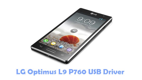 Download LG Optimus L9 P760 USB Driver