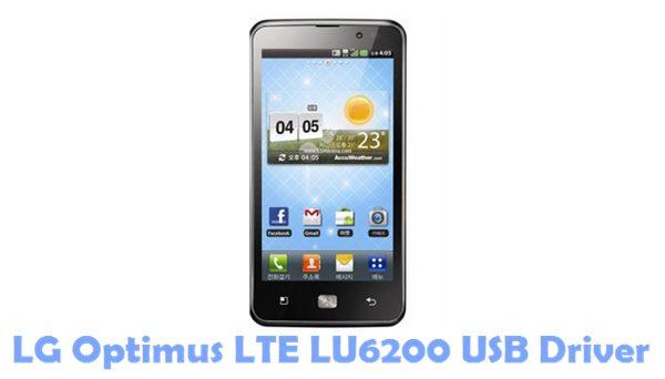 Download LG Optimus LTE LU6200 USB Driver
