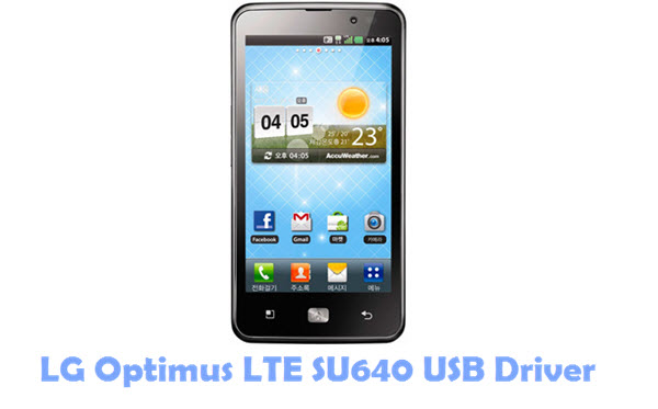 Download LG Optimus LTE SU640 USB Driver