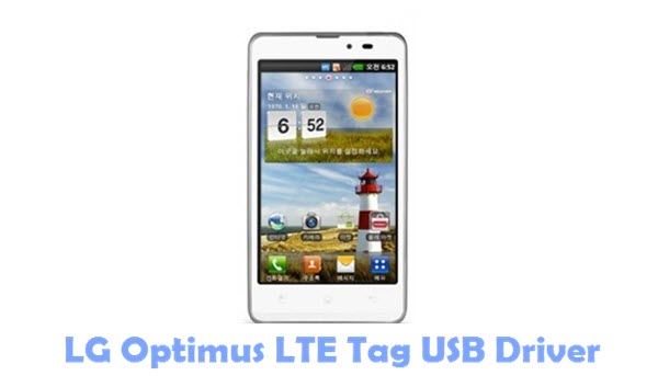 Download LG Optimus LTE Tag USB Driver